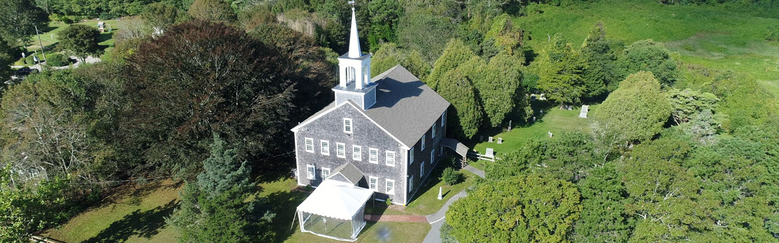 FJC historic East End Meeting House, built in 1797