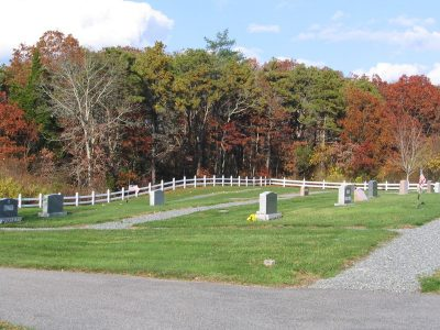 Falmouth Jewish Congregation Cemetery