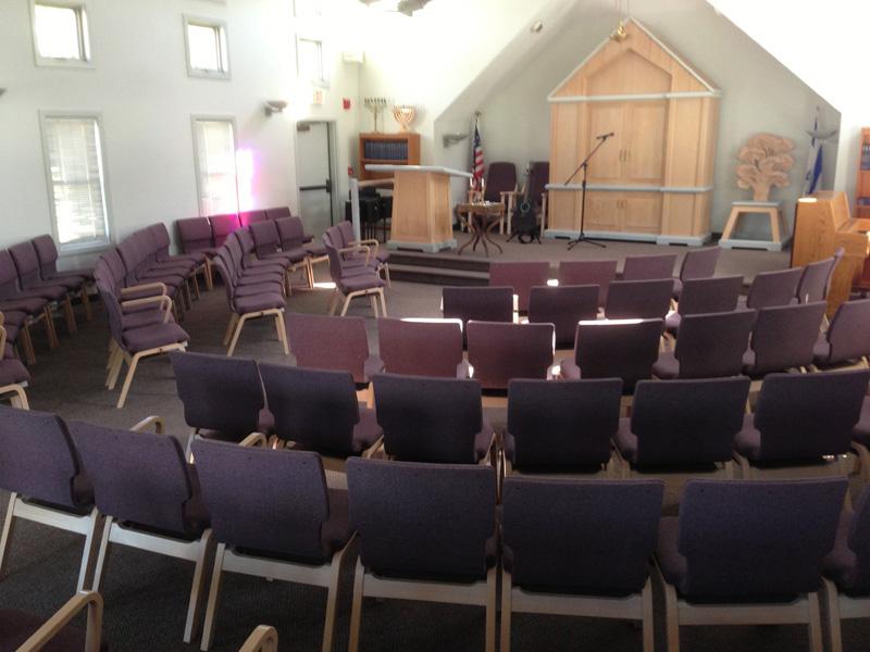 Falmouth Jewish Congregation Goode Chapel