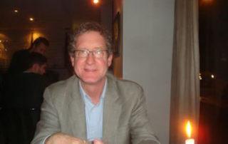 Image of Professor Michael Strmiska, of Orange County Community College