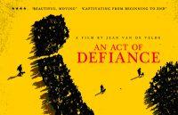 Jewish Film Festival Act of Defiance