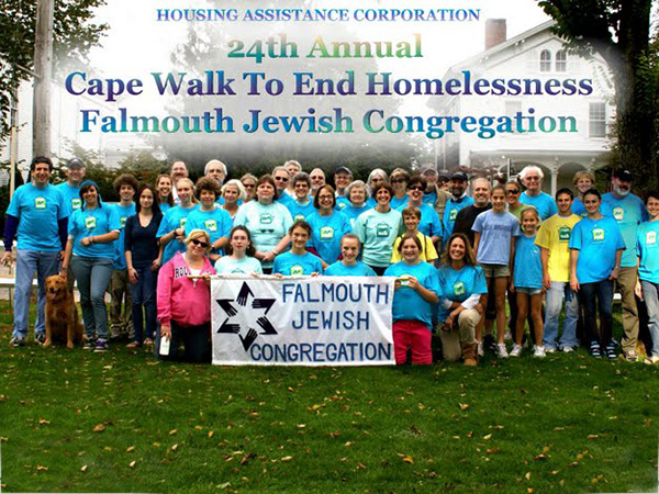 FJC Social Justice walk to end homelessness