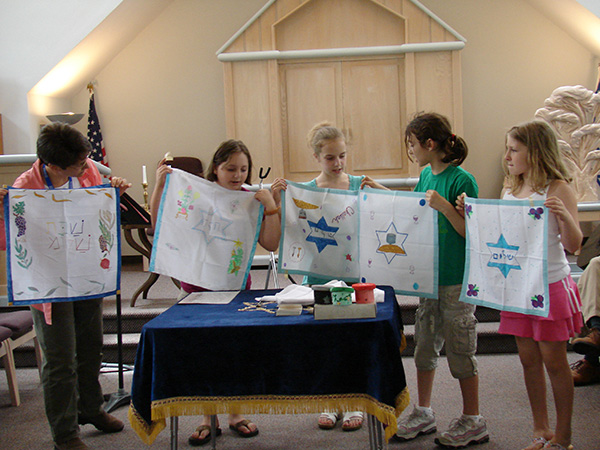 Falmouth Jewish Congregation Beit Sefer (Youth Education)