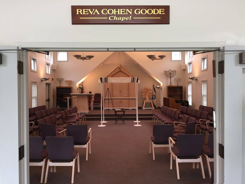 Falmouth Jewish Congregation Goode Chapel