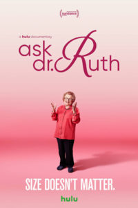 Ask Dr. Ruth 2019 FJC Jewish Film Festival