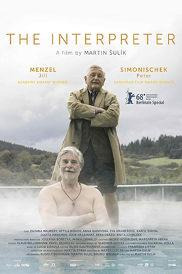 The Interpreter 2019 FJC Jewish Film Festival