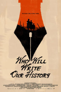Who Will Write Our History 2019 FJC Jewish Film Festival