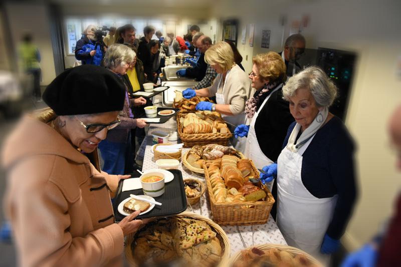 FJC Soup-er Bowl Fundraiser 2018